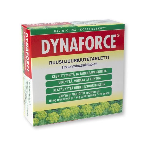 Dynaforce tablety 60 tablet FINCLUB