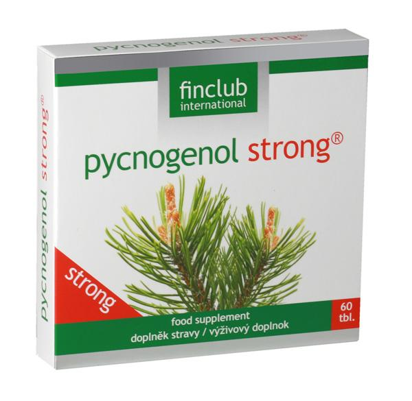Pycnogenol strong FINCLUB 60 tablet
